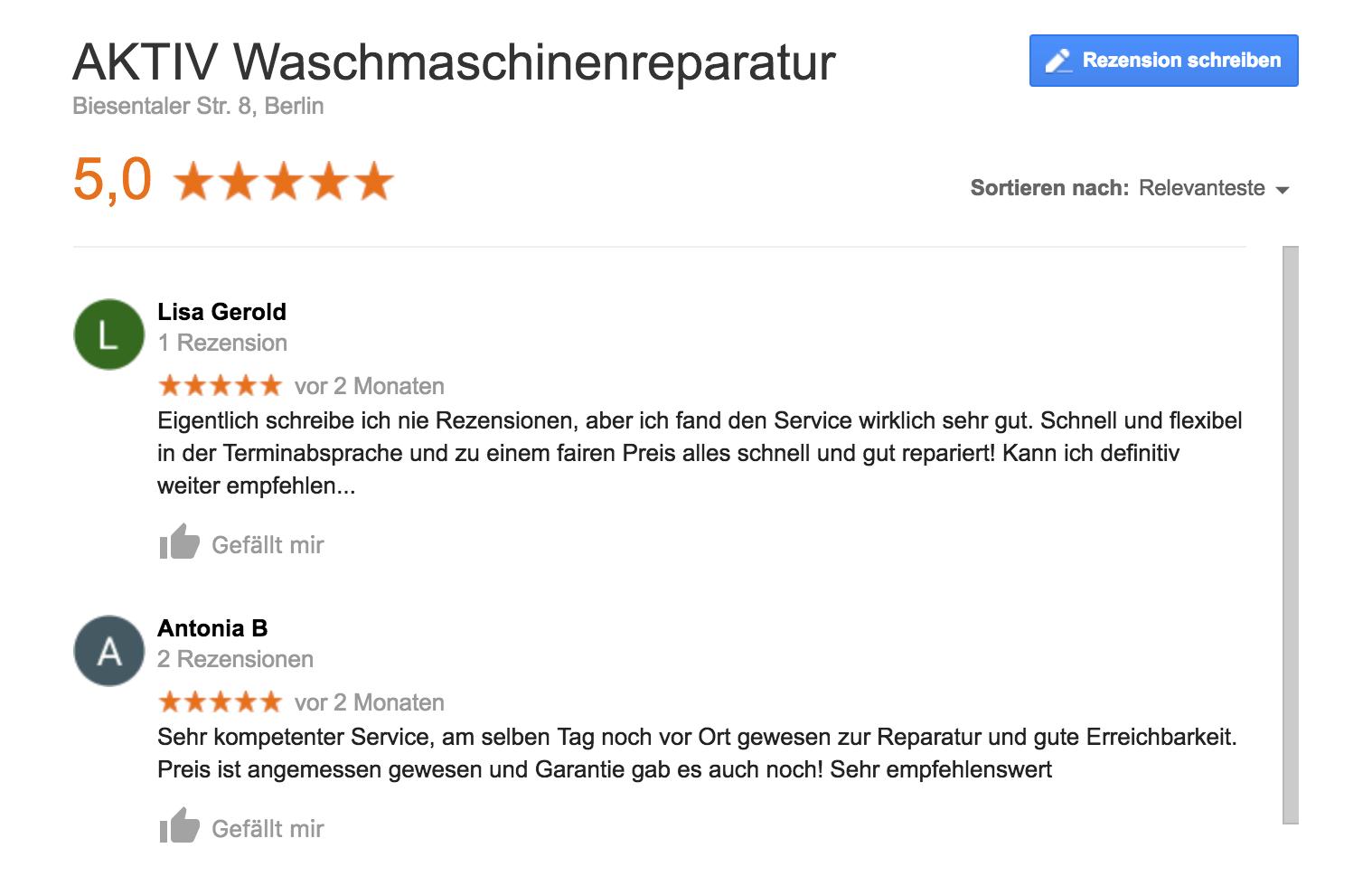 Waschmaschinenreparatur_Berlin_Bewertungen_1